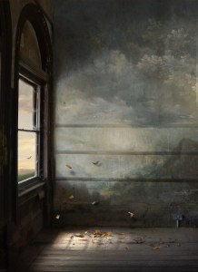 Suzanne Moxhay, Waiting Room