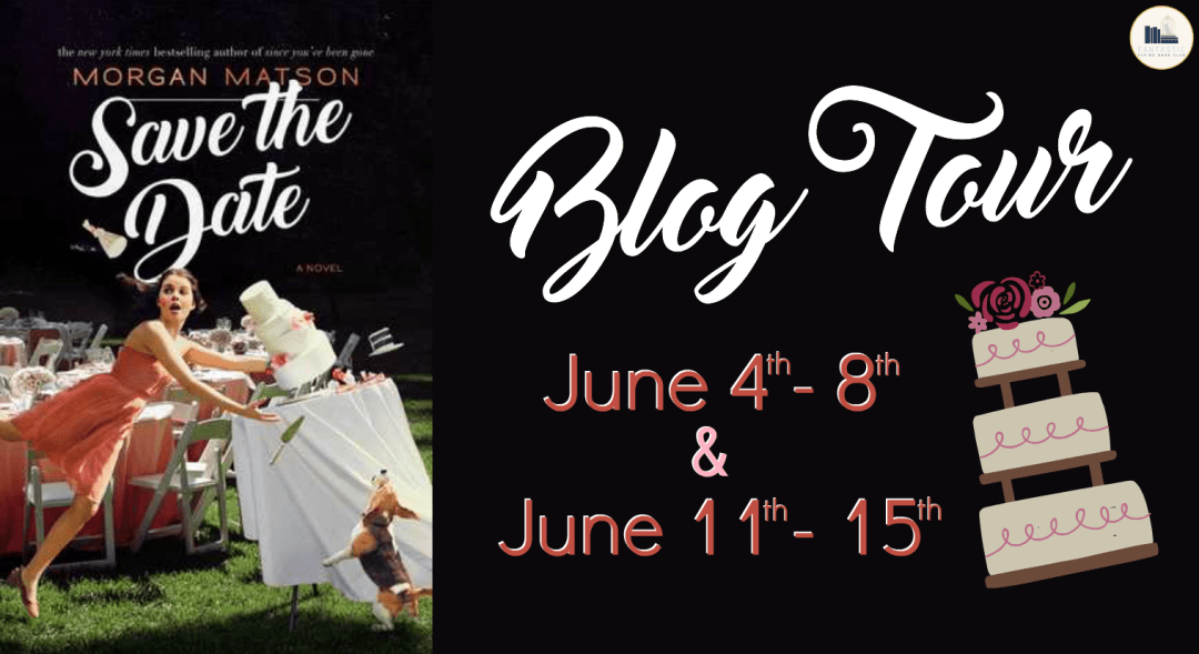 Save the Date Blog Tour Banner