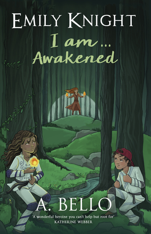 Emily Knight I Am Awakened by Abiola Bello - The Contented Reader