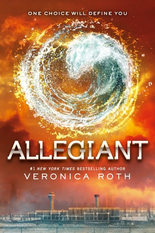 Allegiant by Veronica Roth - The Contented Reader