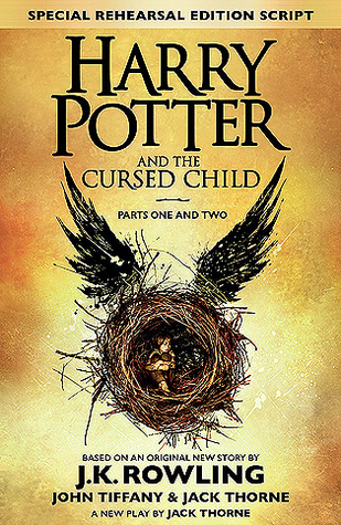 Harry Potter and the Cursed Child by JK Rowling - The Contented Reader