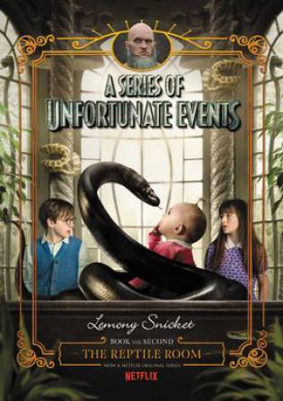 The Reptile Room by Lemony Snicket - The Contented Reader