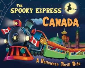 The Spooky Express Canada - The Contented reader