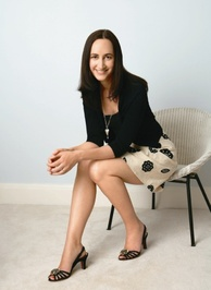 Sophie Kinsella Author Photo - The Contented Reader