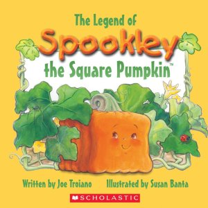 The Legend of Spookley the Square Pumpkin - The Contented Reader