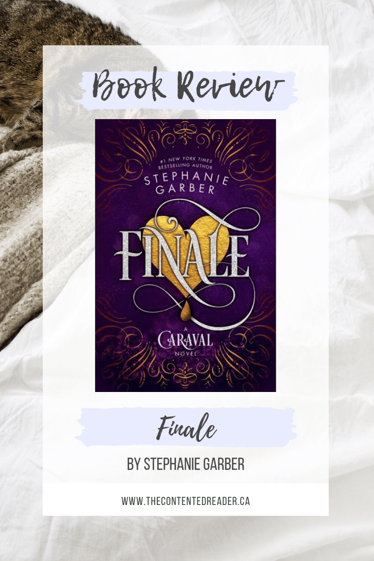 Finale by Stephanie Garber - The Contented Reader
