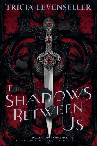 The Shadows Between Us by Tricia Levenseller Book Cover