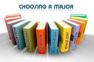 Choose A Major
