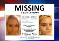 Cassie Compton Missing