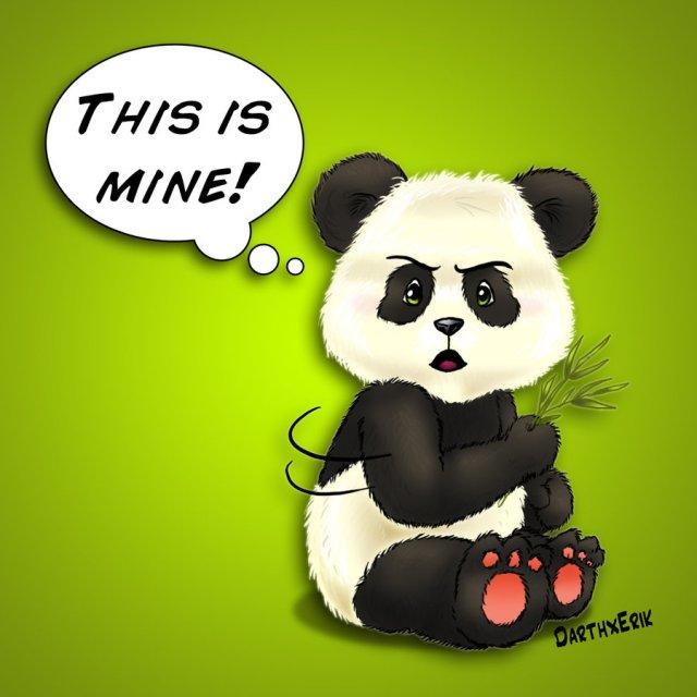 Selfish Panda