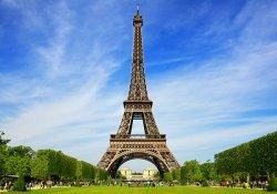 Eiffel Tower Ted Bauer Paris