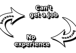 Experience Shouldn't Matter For Jobs, But It Does