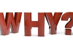 Three Whys and Productivity