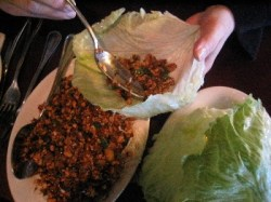 PF Changs Easy Lettuce Wraps