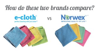 norwex vs ecloth