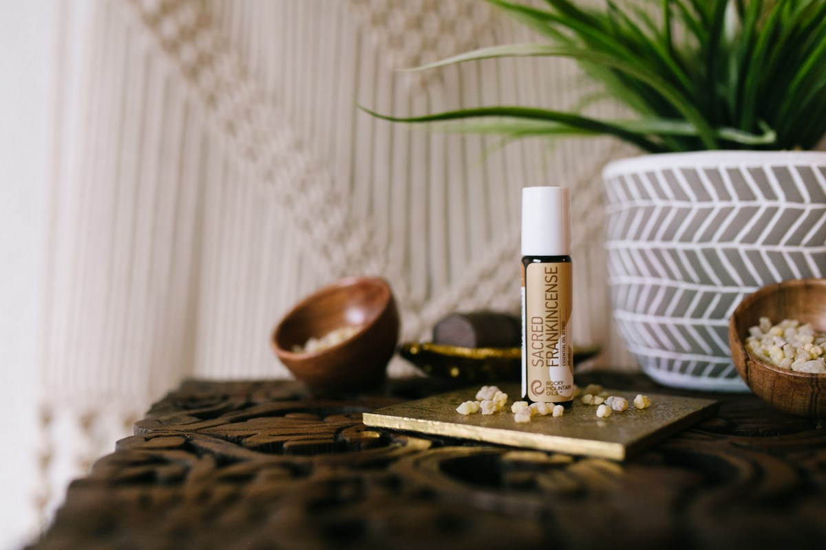 Sacred Frankincense Essential Oil Review