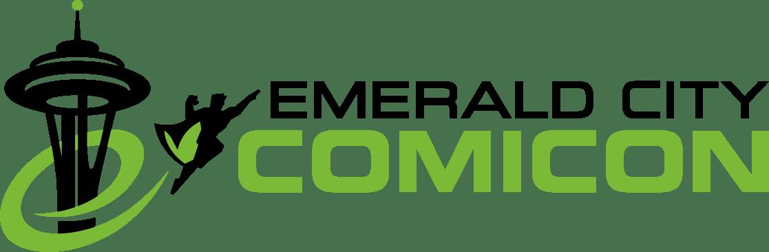 Logo Emerald City Comicon Landscape The Convention