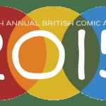 logo – british comics awards 2015