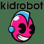 logo – kidrobot (robot head)