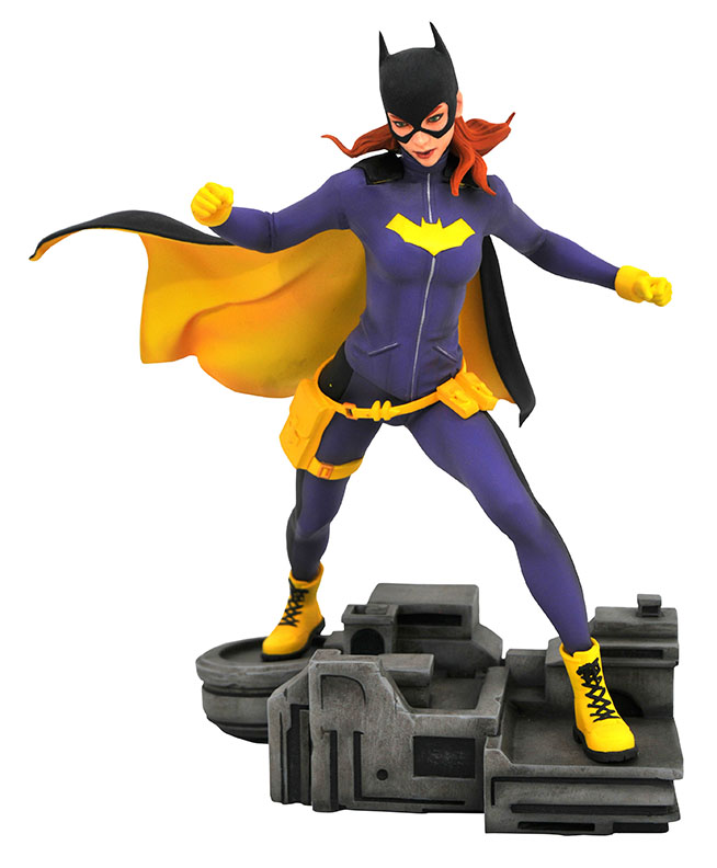 Diamond Select Toys DC Comic Gallery Batgirl PVC Diorama