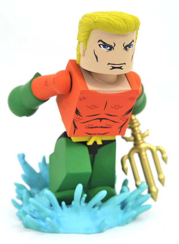 Diamond Select Toys Aquaman Vinimate