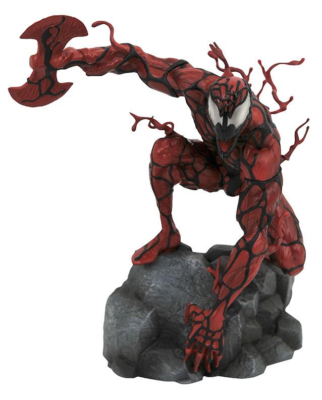 Diamond Select Toys Marvel Comic Gallery Carnage PVC Diorama