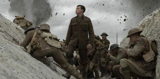 George MacKay in 1917 (2019)