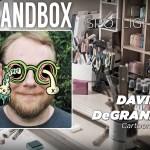 the convention collective – SANDBOX SPOTLIGHT david degrand