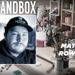 the convention collective – SANDBOX SPOTLIGHT matt rowe
