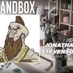 the convention collective – SANDBOX SPOTLIGHT jonathan stevenson