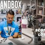 the convention collective – SANDBOX SPOTLIGHT scott lost