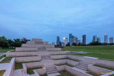 Houston Police Officer's Memorial