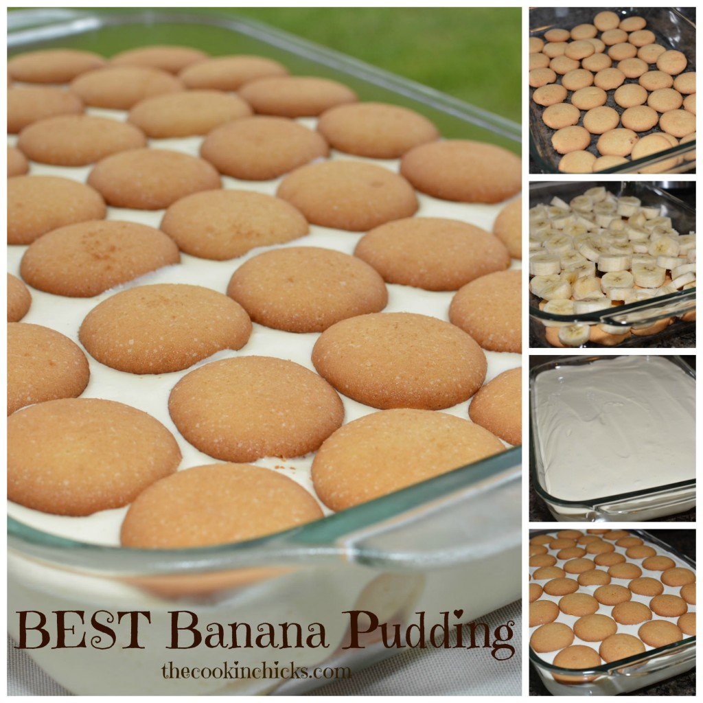 BEST Banana Pudding