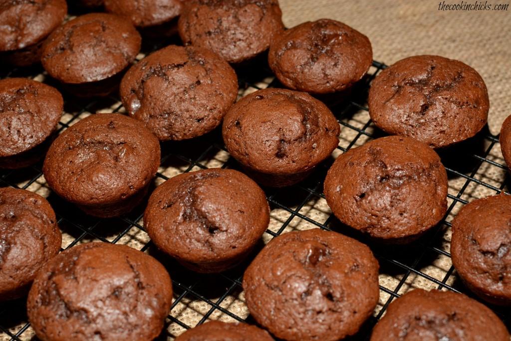Copycat Costco Chocolate Muffins