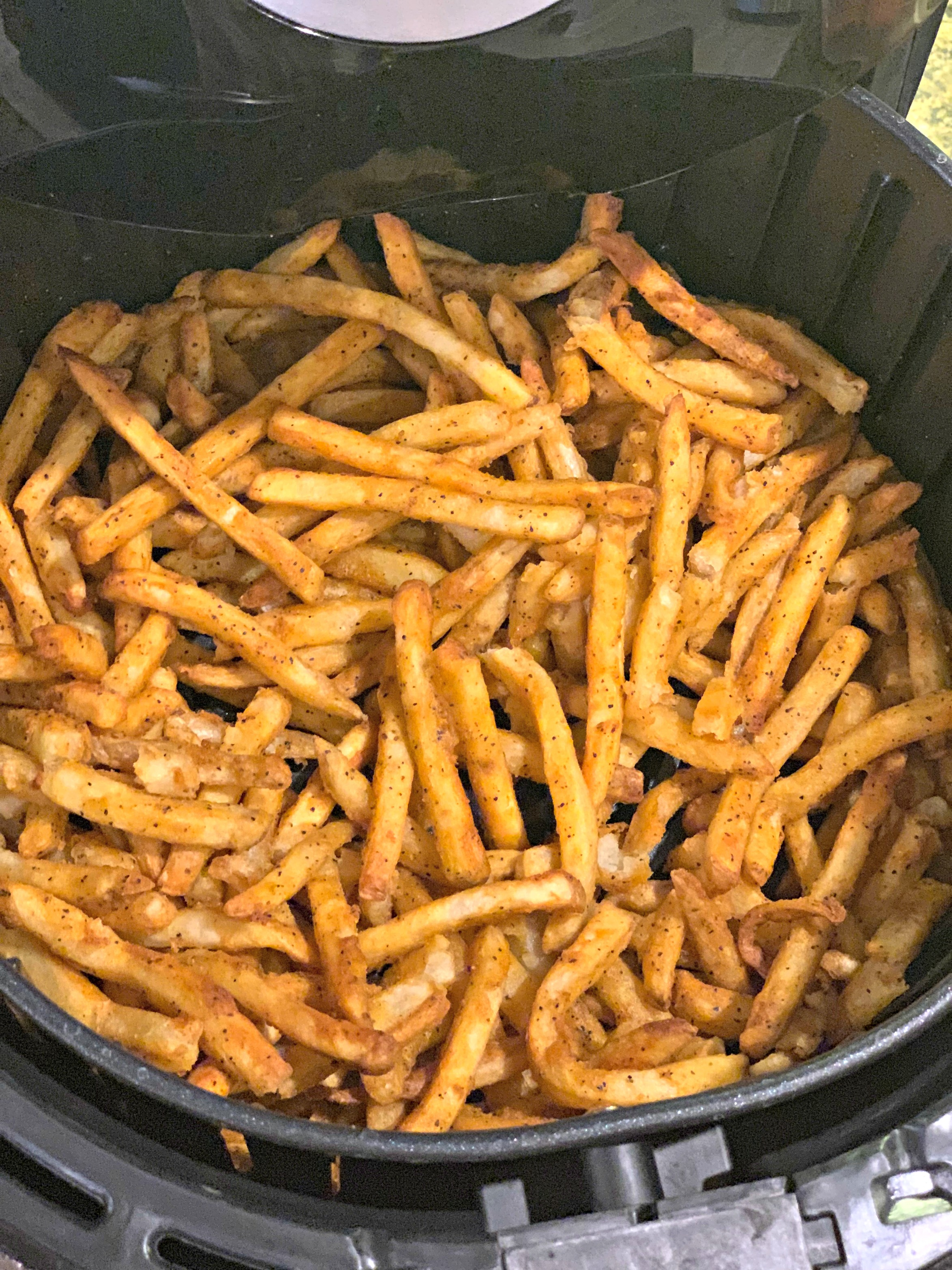 Air Fryer Frozen French Fries The Cookin Chicks