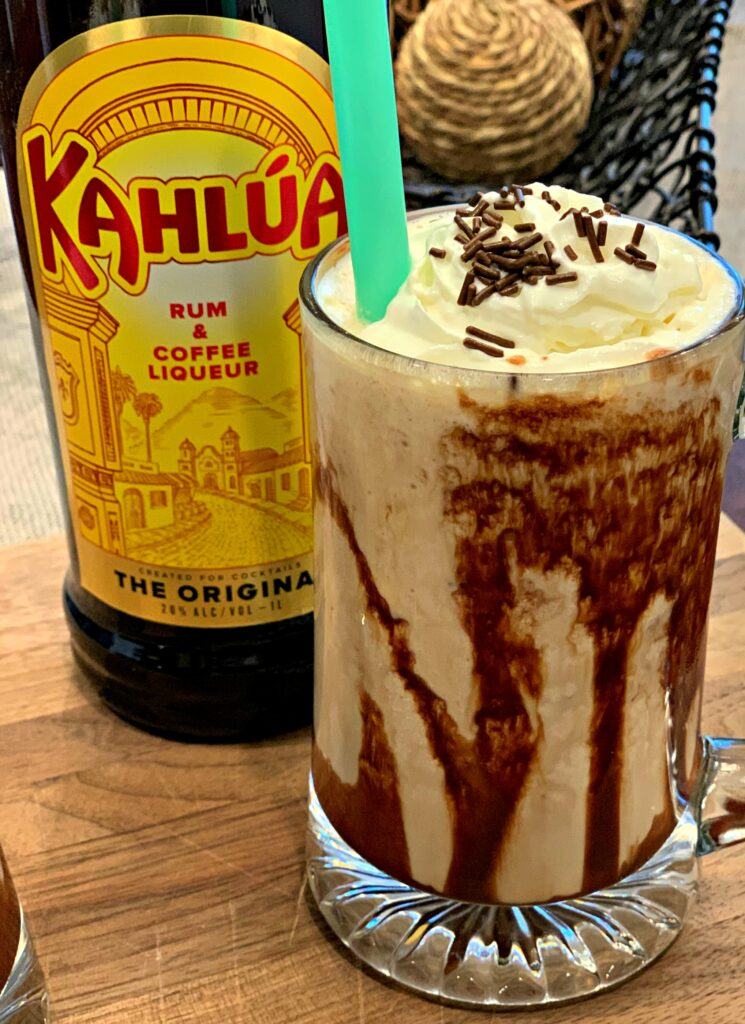 Boozy Kahlua Mudslide The Cookin Chicks