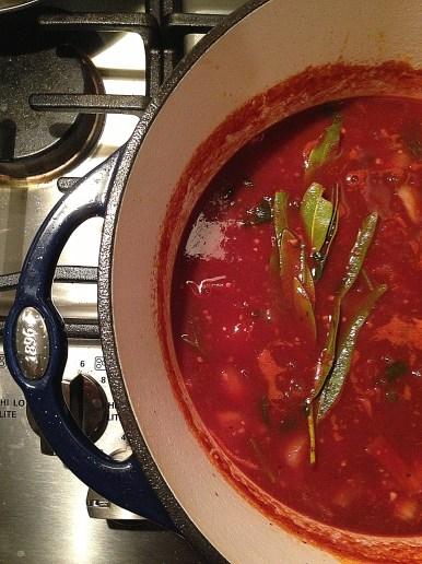 Sauce of Cioppino