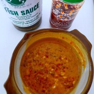 Chili Garlic Butter