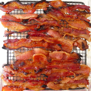 Candied Applewood Smoked Bacon