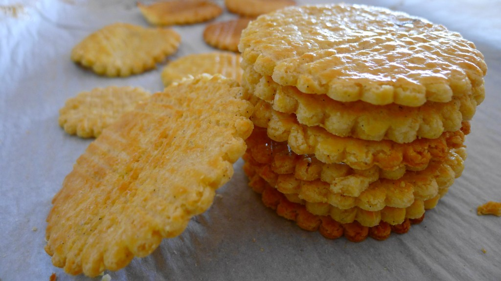 Sable Breton (French Butter Cookies)