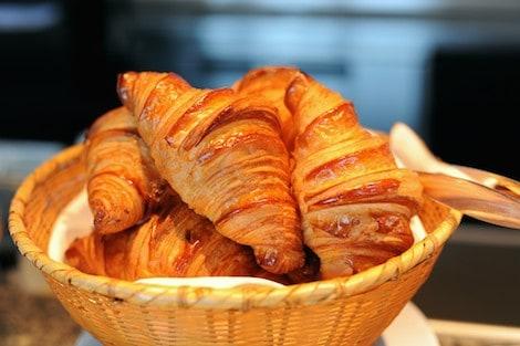 Mejor croissant de Paris