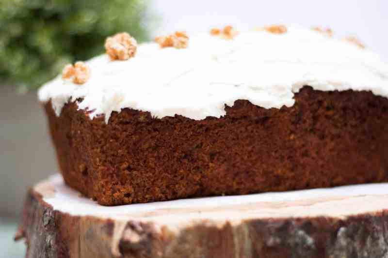 carrot cake facil