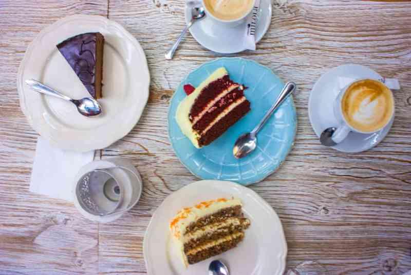 Bizcochos gluten free en el milola bakery