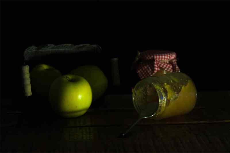 Receta mermelada de manzana casera