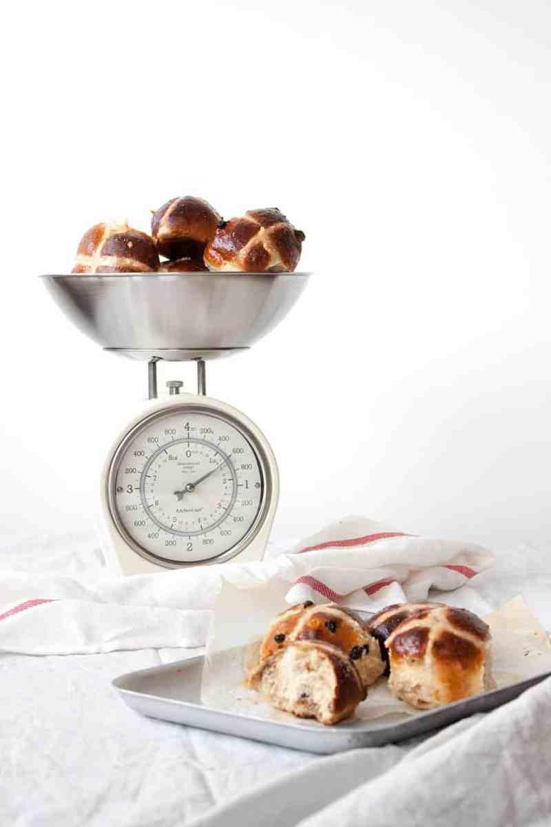 Hot Cross Buns receta