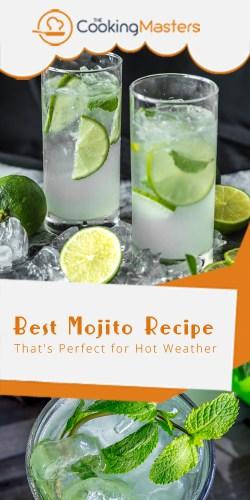 Best mojito recipe