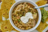Best white chicken chili recipe
