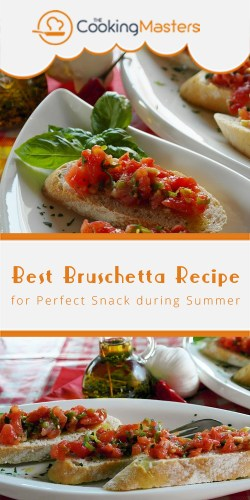 Best bruschetta recipe