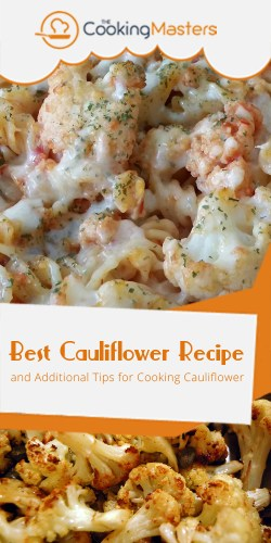 Best cauliflower recipe