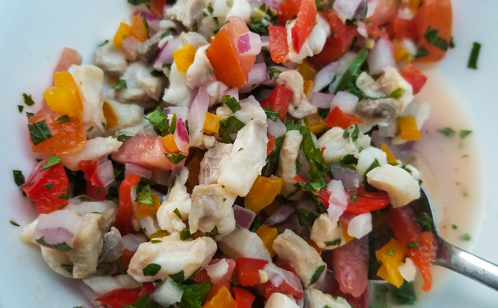 Best ceviche recipe
